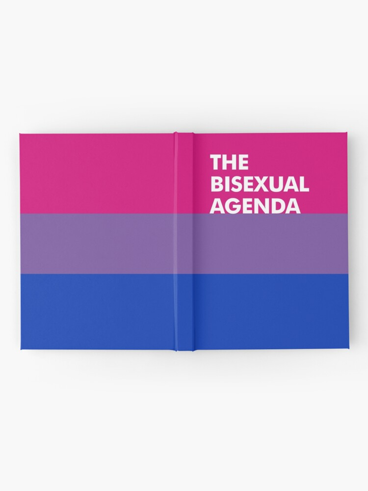 Alternate view of Bi Agenda Hardcover Journal