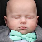 Jacob Carl at Cousin Laura's Wedding by AnnDixon