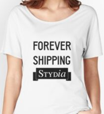 Forever Shipping Stydia Women's Relaxed Fit T-Shirt