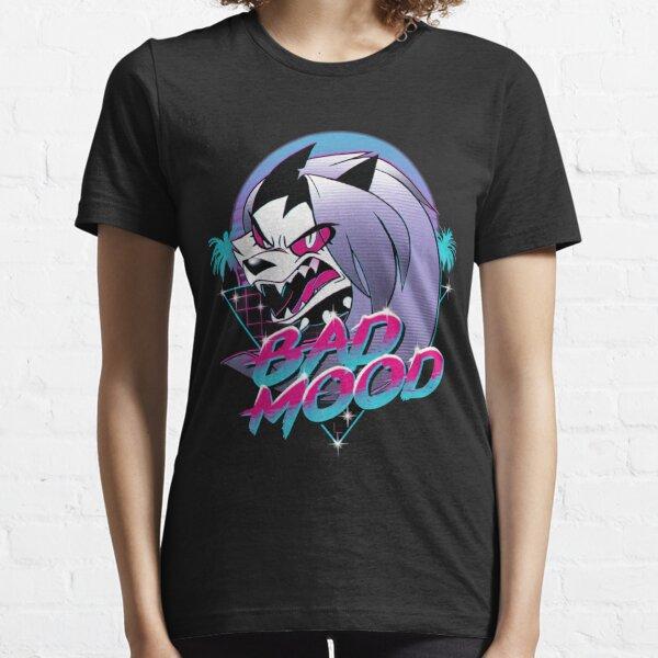 Hazbin Hotel Loona Bad  Mood Essential T-Shirt