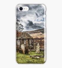 Trefriw abandoned Chapel  iPhone Case/Skin