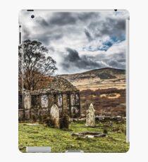 Trefriw abandoned Chapel  iPad Case/Skin