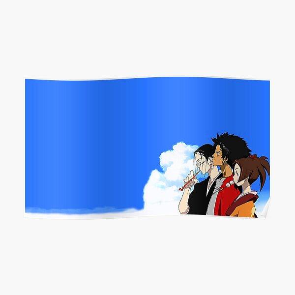 4K Personages de Samurai Champloo Poster