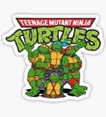 Teenage Mutant Ninja Turtles Sticker