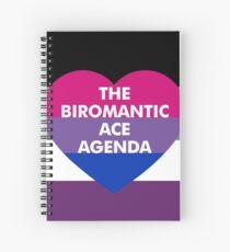 Asexual biromantic