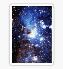 Blue Galaxy 3.0 Sticker
