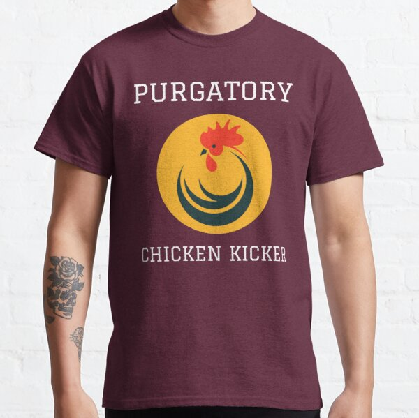 Purgatory Chicken Kicker (Only for darker colours) Classic T-Shirt