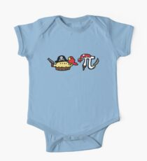 Pie and Pi Pirates Kids Clothes