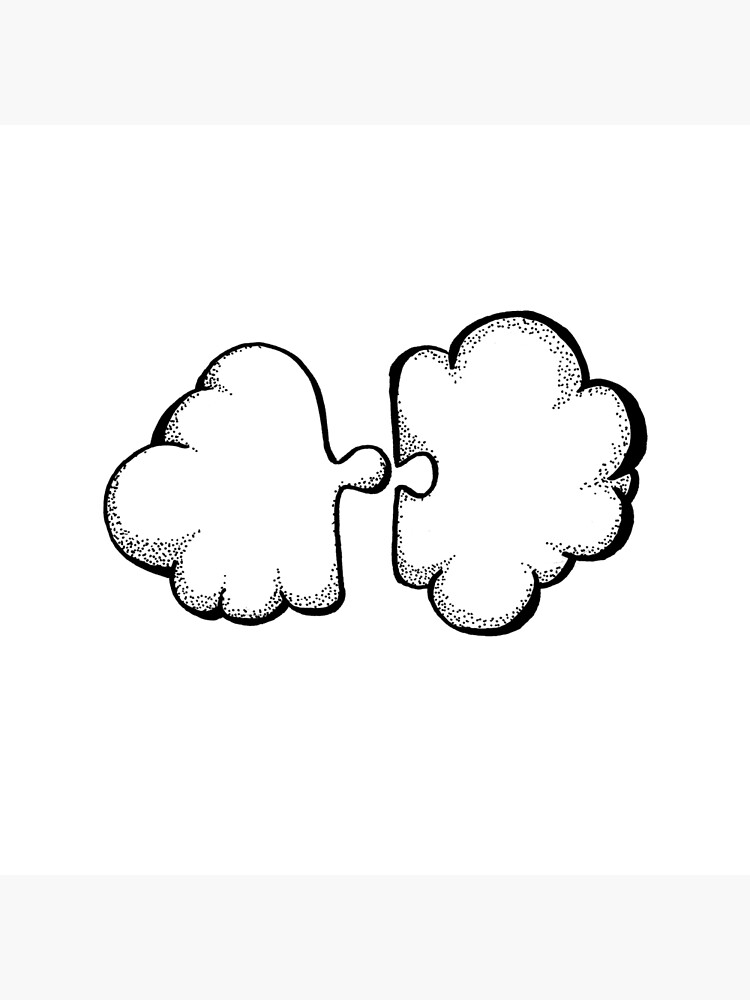 Puzzle cloud by LucyNuzit