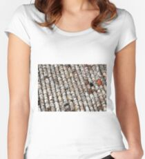 New-Montefiascone, Italy Women's Fitted Scoop T-Shirt