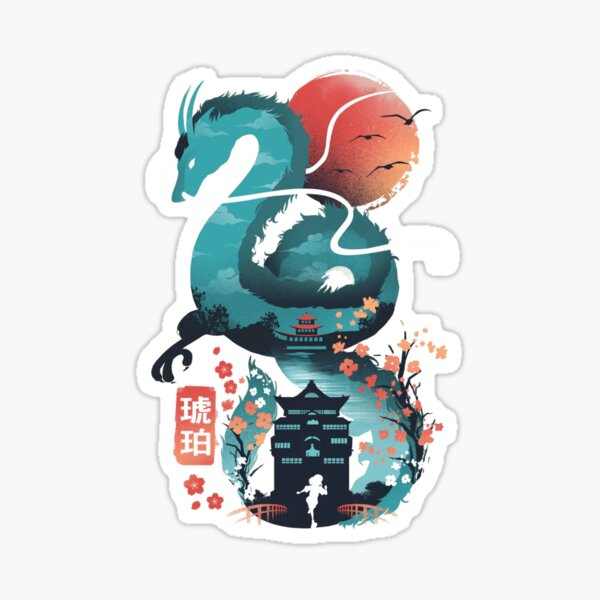 Disappearance Sticker