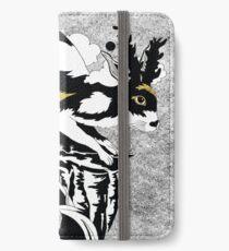 Gwendoline Goldenhare iPhone Wallet