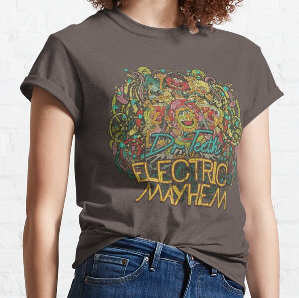 Dr. Teeth and The Electric Mayhem 1975 Classic T-Shirt