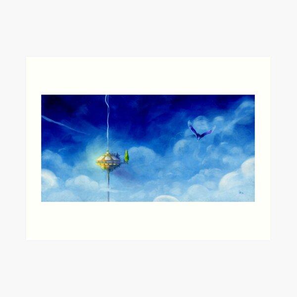 Korin's Tower Art Print