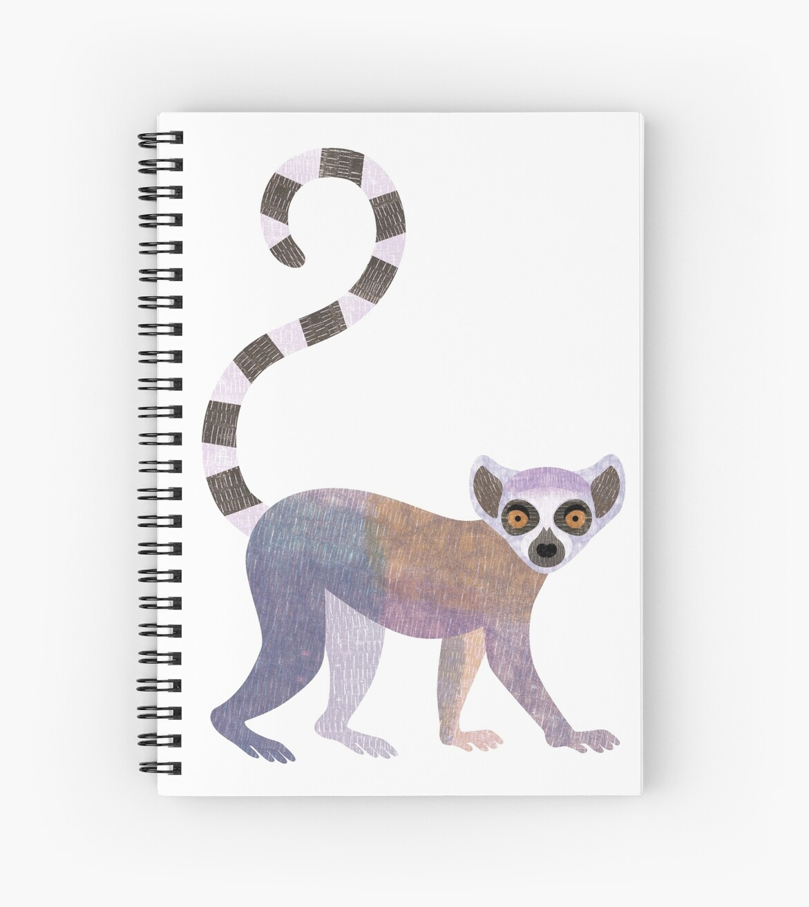 L is for Lemur by Lizzie Scott