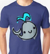 Super Happy Whale Unisex T-Shirt