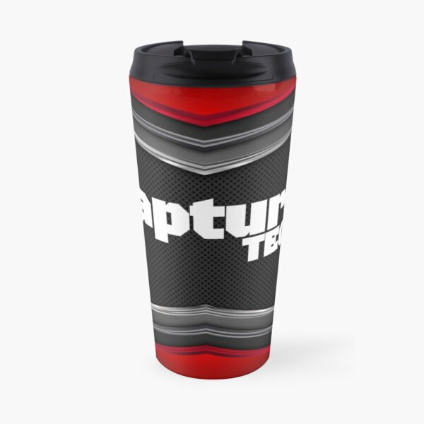 CaptureTech  Travel Mug