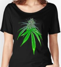 Dope Bud Women's Relaxed Fit T-Shirt