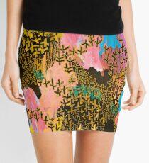 Landscape #11 Mini Skirt