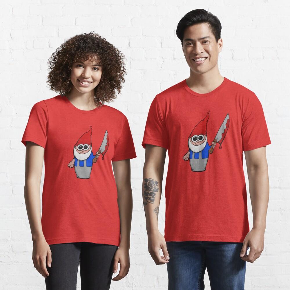 Gnomicidal Maniac Essential T-Shirt