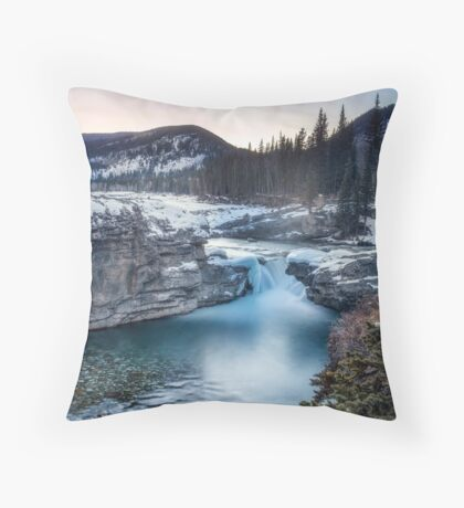 Riverdance Throw Pillow