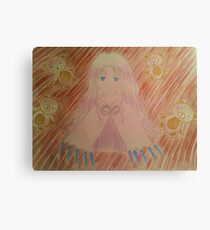 Aura from the Dot Hack franchise Canvas Print