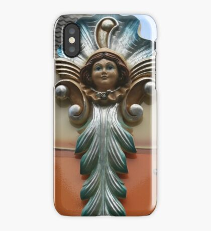 Fair angel. iPhone Case/Skin