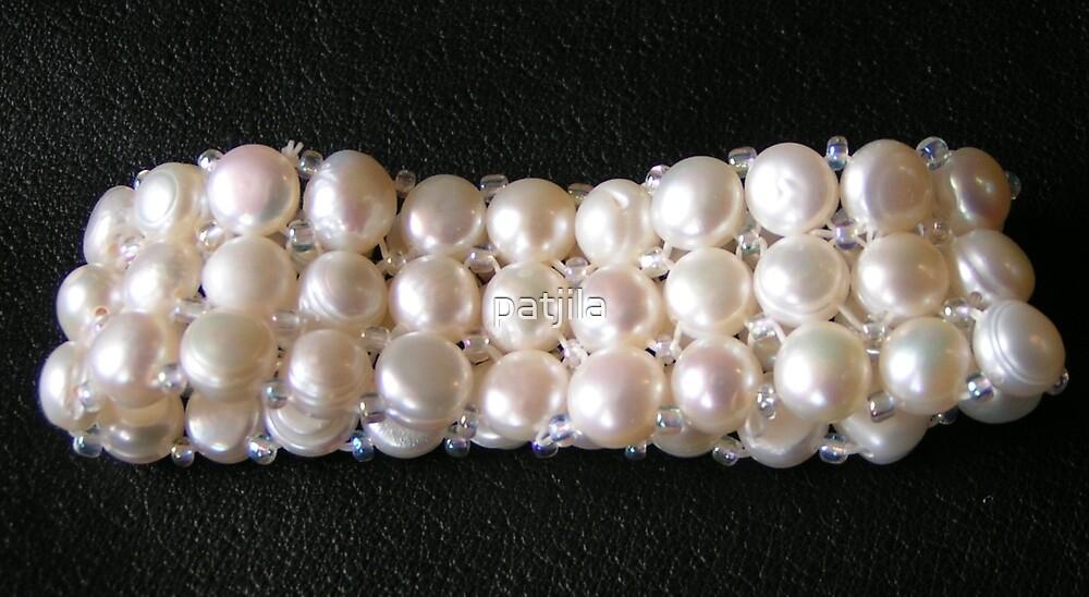 Genuine pearls for girls by patjila