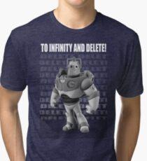 CYBER STORY Tri-blend T-Shirt
