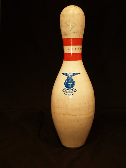 Bowling Pin by tvlgoddess