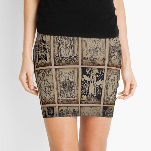 Tarot Mini Skirt
