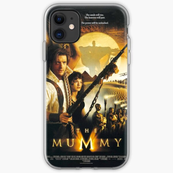 The Mummy Poster iPhone Soft Case
