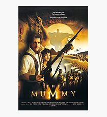 The Mummy Poster Photographic Print