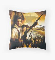 The Mummy Poster Throw Pillow