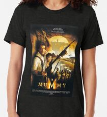 Das Mumie-Poster Vintage T-Shirt