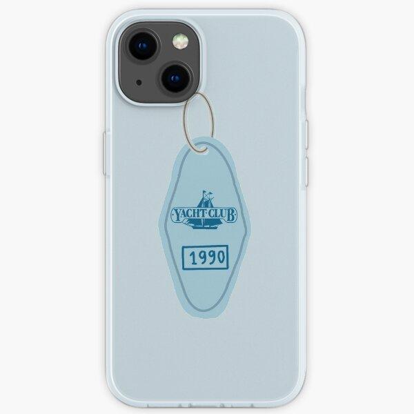 Yacht Club Key Chain iPhone Soft Case