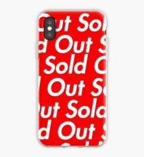 Ausverkauft - Höchste Wiederholung iPhone-Hülle & Cover