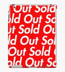 Sold Out - Supreme Repeat iPad Case/Skin