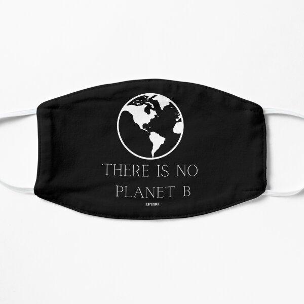 EPTIRE, es gibt keinen Planeten B. Flache Maske