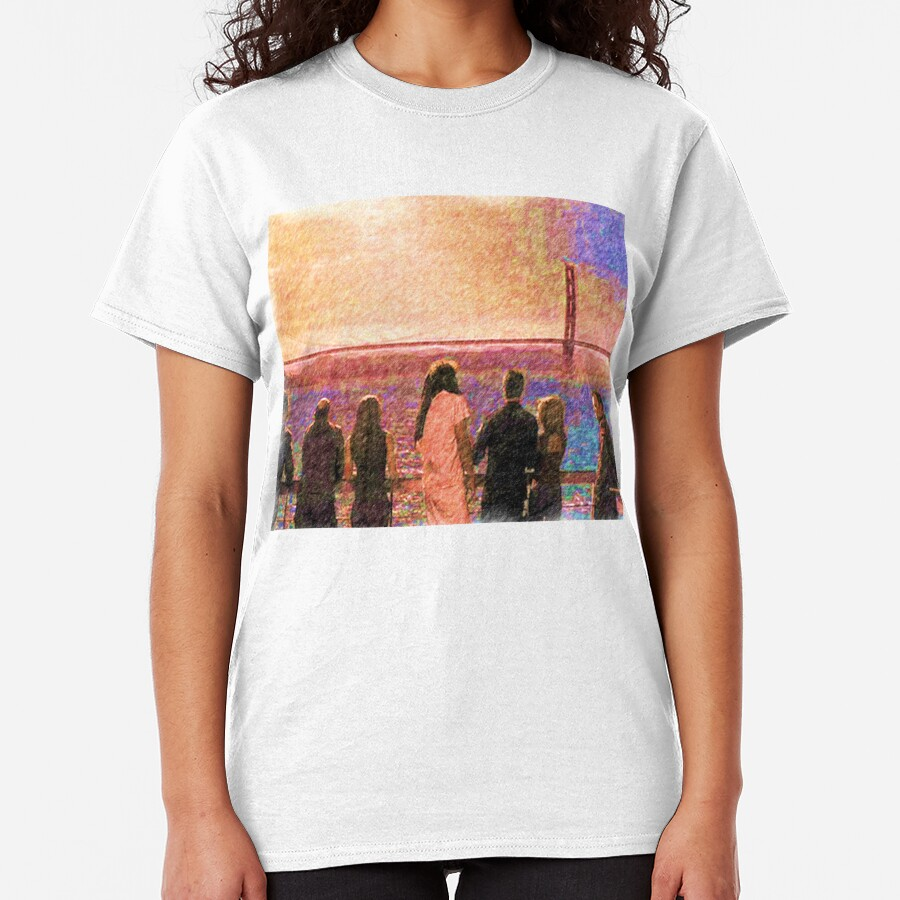 Enemy at the gate  Classic T-Shirt