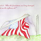 The Fallen Flag by Anne Gitto