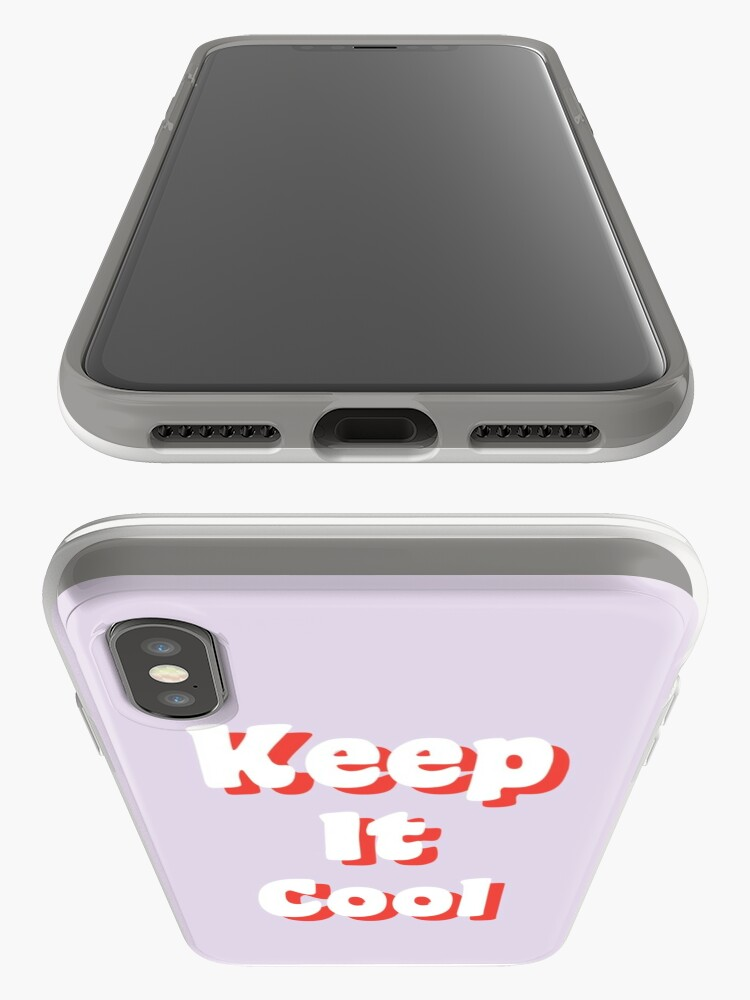 Alternate view of Keep It Cool iPhone Case & Cover