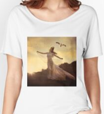 Spirits Soaring Women's Relaxed Fit T-Shirt