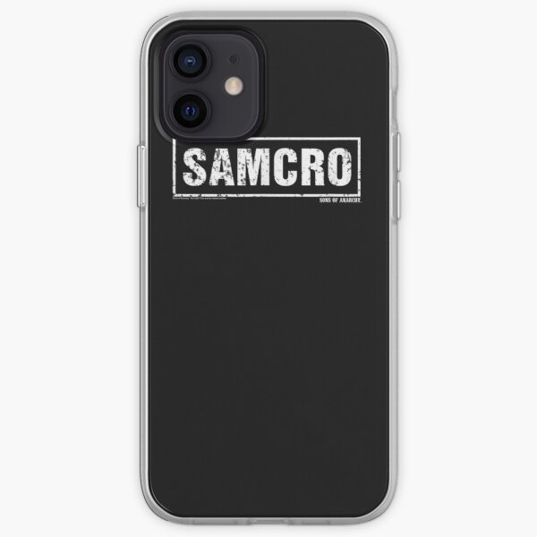 Sons of Anarchy Samcro Coque souple iPhone