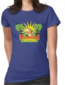 Sweet Apple Acres Womens Fitted T-Shirt