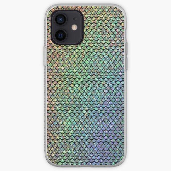 Rainbow Mermaid iPhone Soft Case