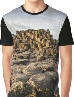 Ireland - The Giants Causeway Graphic T-Shirt