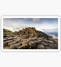 Ireland - The Giants Causeway Sticker