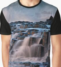 Ireland - Giants Causeway Graphic T-Shirt
