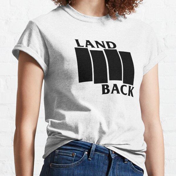 Terre de retour T-shirt classique